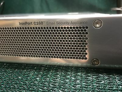 Cisco IronPort C160 Email Security Appliance - 500GB HDD 4GB RAM
