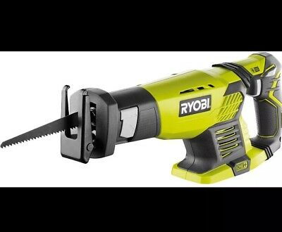 Ryobi CORDLESS RECIPROCATING SAW with ANTI-VIBE™ 18V-Skin Only RRS1801