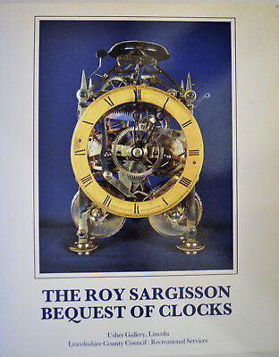 The Roy Sargisson Bequest Of Clocks