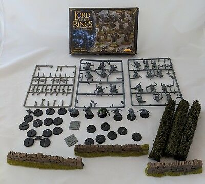Games Workshop The Lord of the Rings - Mordor Orcs + Others