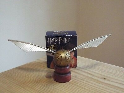 Harry Potter Golden Snitch Trinket