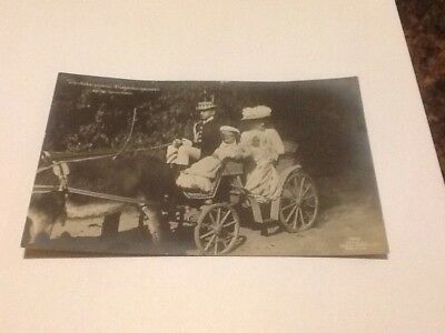 Vintage German Royalty Post Card