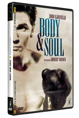 [DVD] Body and Soul - NEUF