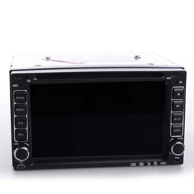 GPS Media player auto lettore DVD Radio CD USB touch navigatore 16:9 AUX SD
