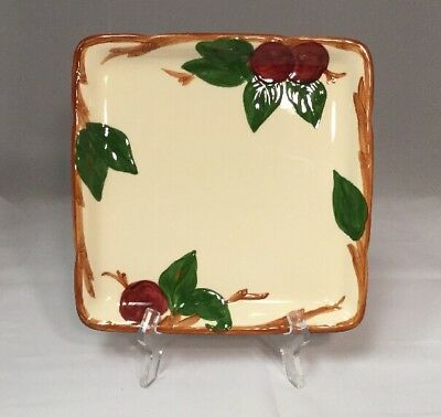 Franciscan Apple Square Microwave Tray
