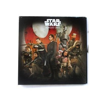 Classeur de cartes STAR WARS -  Rogue One - complet