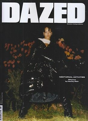 Rihanna Dazed & Confused Magazine Winter 2017