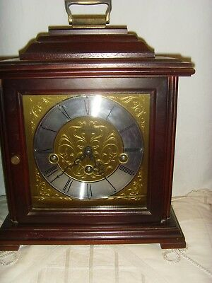 Mantle Clock with Westminster Chime by W Widdop