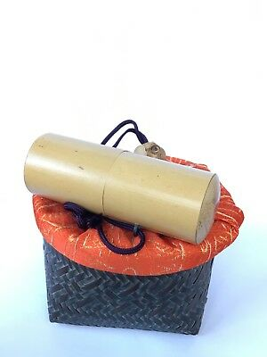 Japanese Tea Ceremony Raku Ware Nodate Set