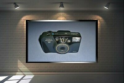 "Alter Fotoapparat von -- ""Yashica Microtec 90 Zoom"" -- Lot6 - Camera - Sammler"