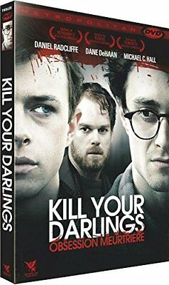[DVD] Kill Your Darlings - Obsession meurtrière - NEUF
