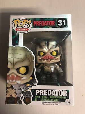 Funko Pop Movies #31 Predator