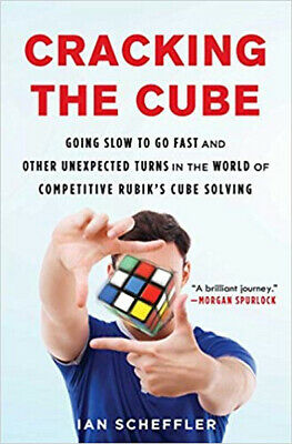 Cracking the Cube - Rubik Speed Tricks & Puzzle Solve Solving Techniques - New