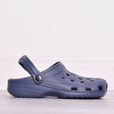 Mens Summer Casual Work Beach Summer Holiday Pool Sandal Shoes Clog Size 6-11