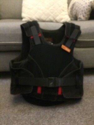 Horse Riding Body Protector- child's chest 72-78cm