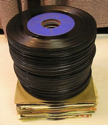 LOT 05: Approx. (95) Rock & Roll 45 RPM Records from the 50's & 60's