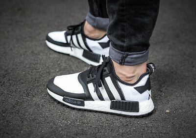 f31c471f5 Adidas WM NMD Trail PK size 12.5 Black. White Mountaineering CG3646. ultra  boost