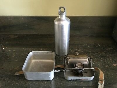 Vintage Optimus 99 Portable Backpacking Camping Stove- Made in Sweden