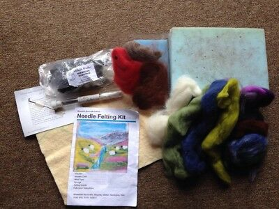 Needle Felting Kit Accessories