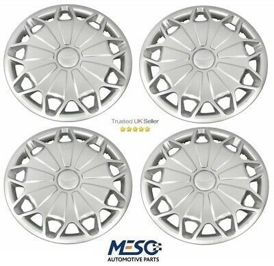 4 of 16 inch Wheel Trim Trims Hub Cap Caps Cover Covers FORD Transit MK8 2014 on