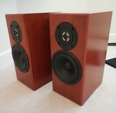Totem Acoustics Dreamcatcher Hifi Monitor Speakers. Mint and Boxed.