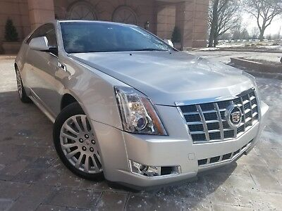 2012 Cadillac CTS Performance Coupe 2-Door 2012 CADILLAC CTS COUPE,NO RESERVE,REBUILT,SUNROOF,LOW MILE,HEATED/COOLED SEATS