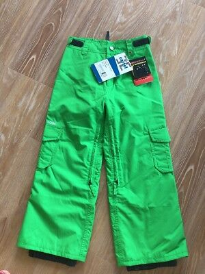 CARTEL Ski Snowboard Youth Size 8 Pants Waterproof Breathable RRP $99.95 NEW