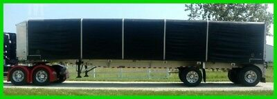 """2003 Reitnouer Big Bubba 45' X 96"""" Trailer 80% Better Tires, Brakes and Drums"""