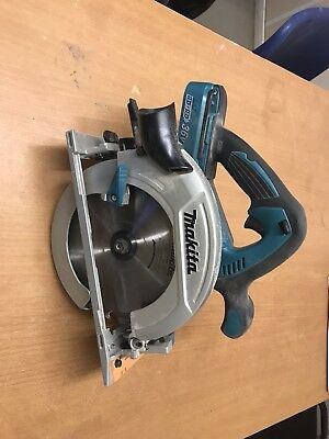 Makita DHS710ZJ + MAKPAC Case twin 18v/36v circular saw Body + Case Only