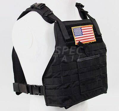 Eagle Industries Law Enforcement LE Plate Carrier - S/M Small Medium - BLACK