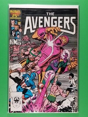 The Avengers (1st Series) #268 (Marvel, June 1986)