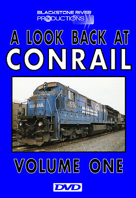 A Look Back At Conrail Volume One Dvd