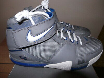 new styles 0d1ad 69769 Nike Air Zoom LeBron II 2 Two Generation James size 11 DS NEW OG Original  2005