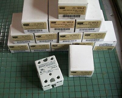 9 Pc- Dayton Ssr 1Egl3  Solid State Relay  Free Shipping