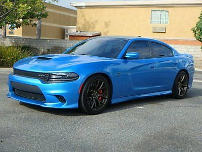 2015 Dodge Charger SRT Hellcat 2015 Dodge Charger SRT Hellcat CLEAN TITLE Blue Pearl Color Only 25K Miles!!