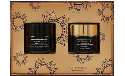 M&S Formula Absolute Ultimate Sleep Cream  and all in one cream gift set RRP £40