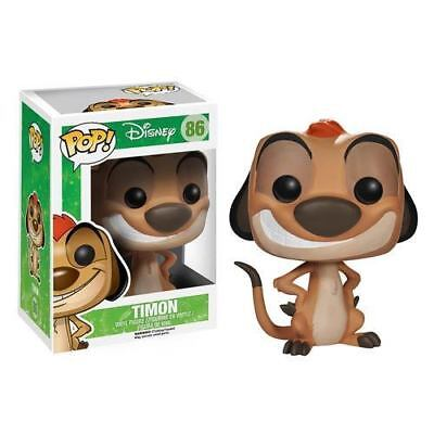 Funko POP! Disney The Lion King TIMON #86 Vaulted w/ Protector