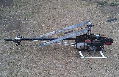 TZ remote control helicopter Engine