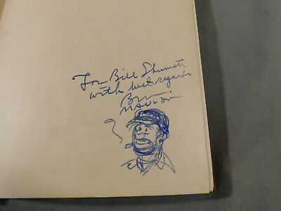 Up Front, Bill Mauldin, with sketch, copyright 1945