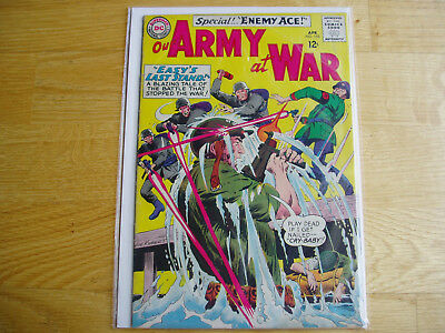 Our Army At War DC Comic Lot #153 & #164 Sgt Rock Easy Company Early Key Issues