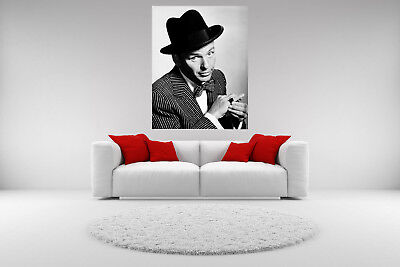 Frank Sinatra Canvas Vintage Giclee Print Picture Unframed Home Decor Wall Art