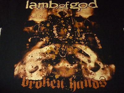 Lamb Of God Shirt ( Used Size M ) Good Condition!!!