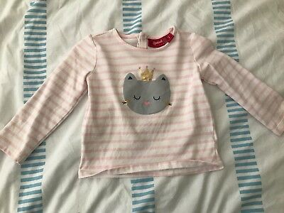 Size 0 SPROUT long Sleeve Top