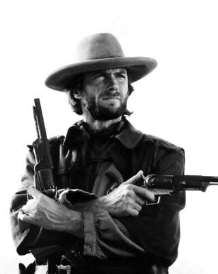 Clint Eastwood Josey Wales 8 x 10 Photo Photograph Picture #w1