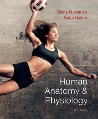 Human Anatomy and Physiology by Elaine N. Marieb and Katja Hoehn 9TH EDITION