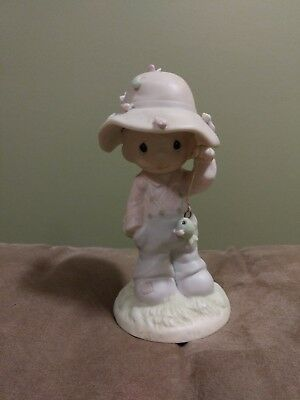 Precious Moments 1986 My Love Will Never Let You Go Enesco