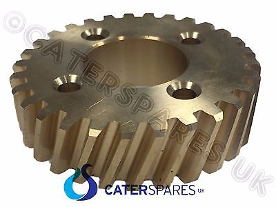 Hobart Planetary Bakery / Pizza Dough Mixer Worm Wheel Cog A200 A120 Bronze