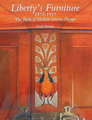 BOEK/LIVRE : LIBERTY'S FURNITURE 1875 - 1915 (art nouveau,arts & crafts meubel