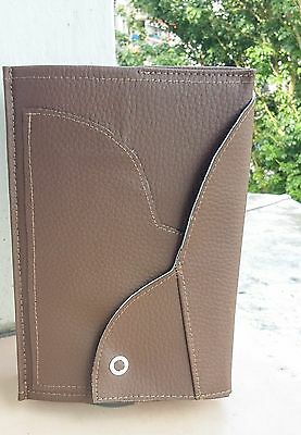 NWT Bible Cover - Faux Leather /Large Size