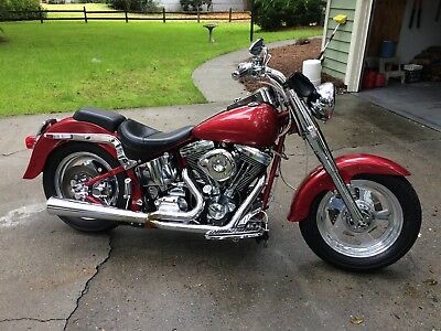 1997 Custom Built Motorcycles Other  Ground up custom